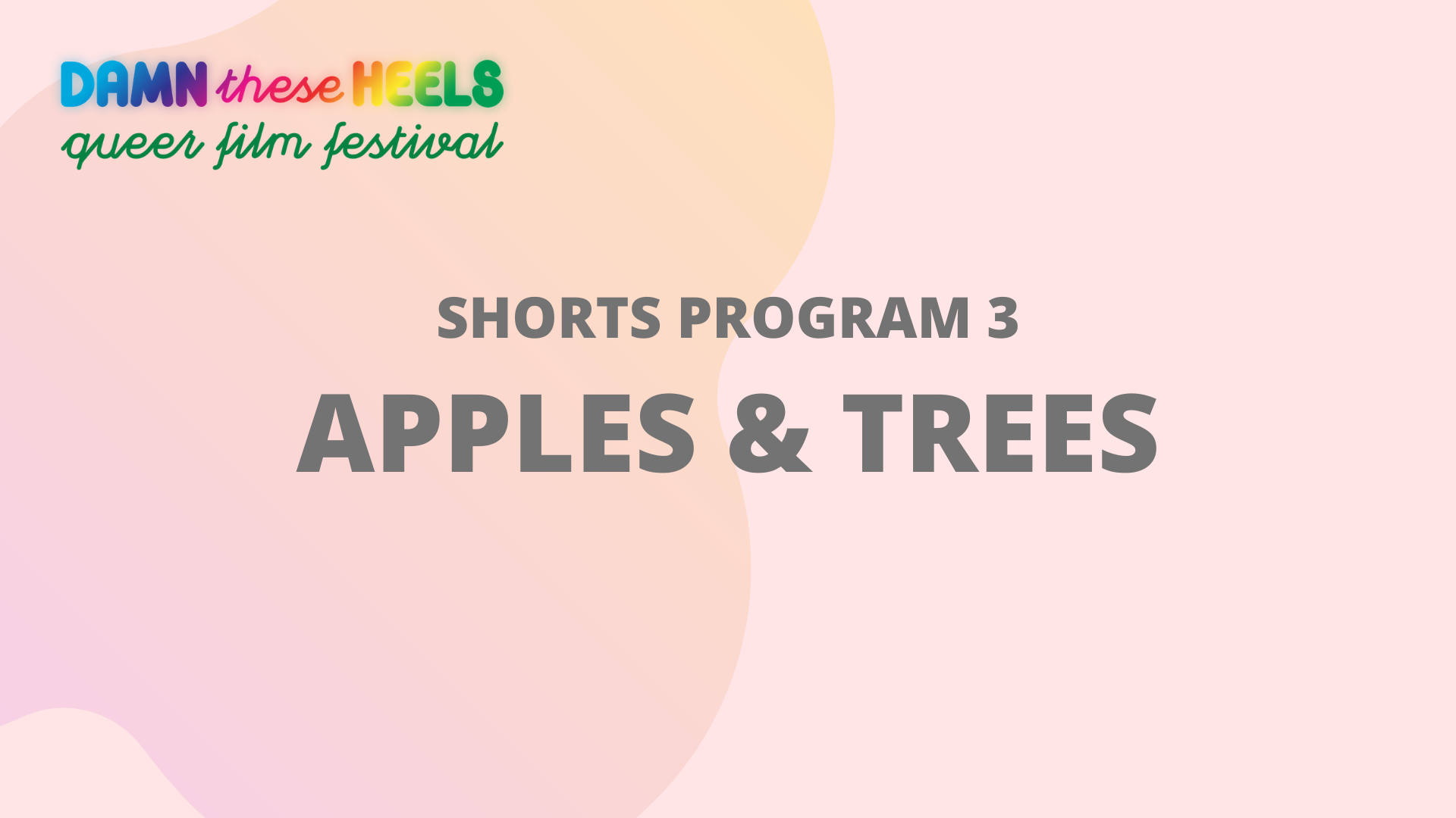 Apples and Trees